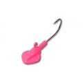 Fluorescent Pink Freshwater Gitzem Jig